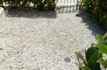 South Florida Commercial French Drain Project