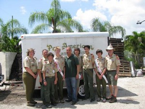 Pan American Landscaping LLC Community Out Reach