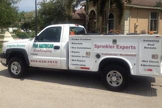 Lawn Sprinklers, Sprinkler Installation, Sprinkler Repair Fort Lauderdale
